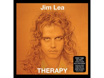 JIM LEA - Therapy (LP)