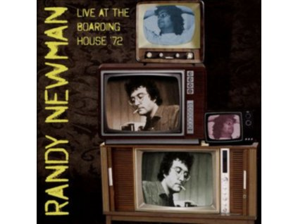 RANDY NEWMAN - Live At The Boarding House 72 (LP)