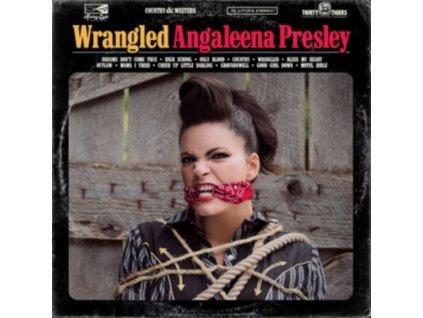 ANGALEENA PRESLEY - Wrangled (LP)