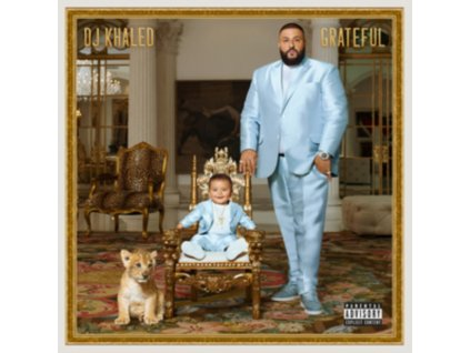 DJ KHALED - Grateful (LP)