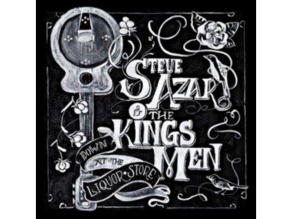 STEVE AZAR & THE KINGS MEN - Down At The Liquor Store (LP)