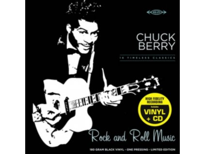 CHUCK BERRY - The Very Best Of (LP)