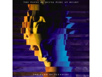 PAINS OF BEING PURE AT HEART - The Echo Of Pleasure (LP)