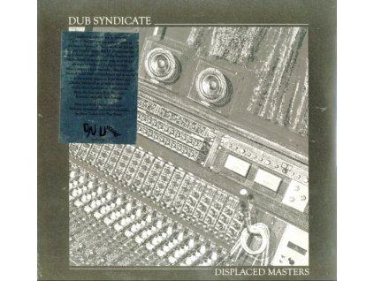 "DUB SYNDICATE - Displaced Masters (12"" Vinyl)"