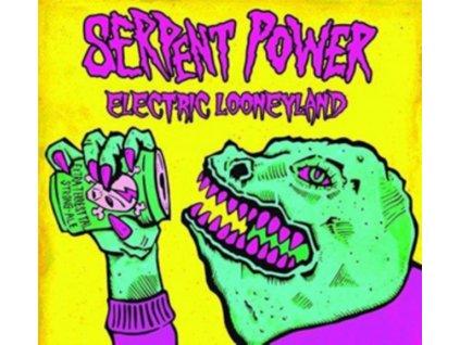 SERPENT POWER - Electric Looneyland (LP)