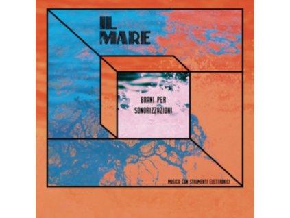 EDMONDO GIULIANI - Il Mare (LP)