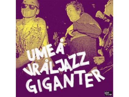 VARIOUS ARTISTS - Umea Vraljazz Giganter (LP)