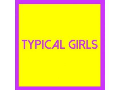 VARIOUS ARTISTS - Typical Girls Volume 3 (LP)