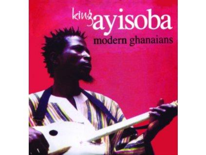 KING AYISOBA - Modern Ghanaians (LP)