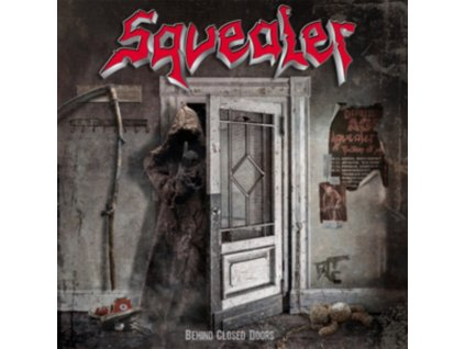 SQUEALER - Behind Closed Doors (LP)