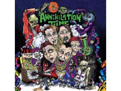 ANNIHILATION TIME - Ii (LP)