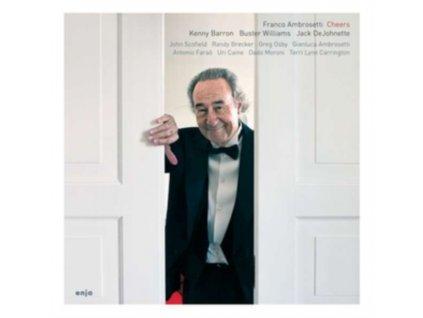 FRANCO AMBROSETTI - Cheers (LP)