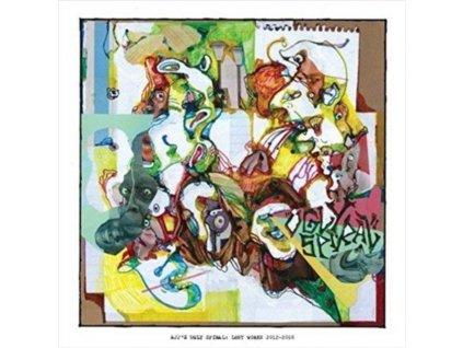 AJJ - Ugly Spiral (LP)