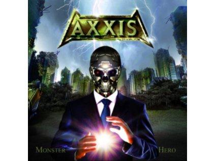 AXXIS - Monster Hero (LP)