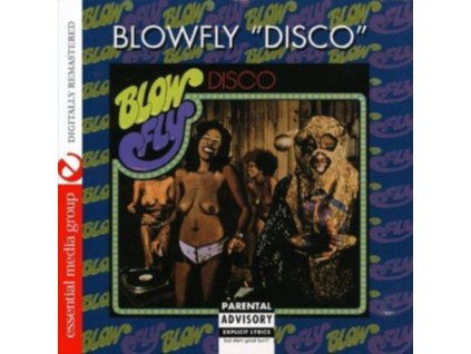 BLOWFLY - Disco (LP)
