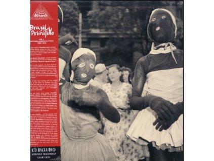 VARIOUS ARTISTS - Brazil Primitivo Vol. 1 (LP)