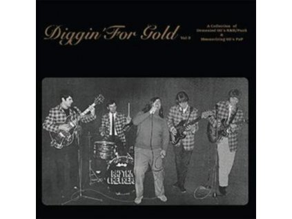 VARIOUS ARTISTS - Diggin For Gold. Volume 3 (LP)