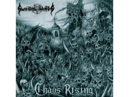 SUICIDAL WINDS - Chaos Rising (Blue Vinyl) (LP)