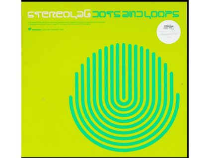 STEREOLAB - Dots And Loops (LP)
