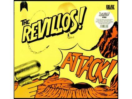 REVILLOS - Attack! (LP)