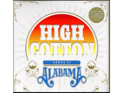 VARIOUS ARTISTS - High Cotton: A Tribute To Alabama (LP)