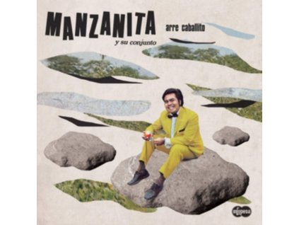 MANZANITA Y SU CONJUNTO - Arre Caballito (LP)