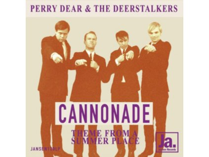 """PERRY DEAR & THE DEERSTALKERS - Cannonade / Theme From A Summer Place (7"""" Vinyl)"""