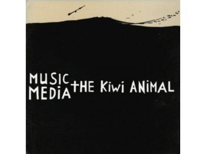 KIWI ANIMAL - Music Media (LP)