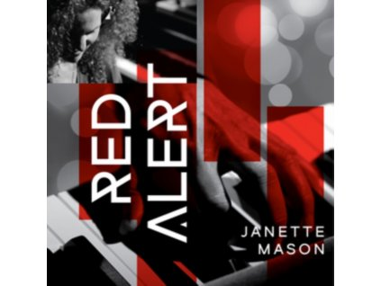 JANETTE MASON - Red Alert (LP)
