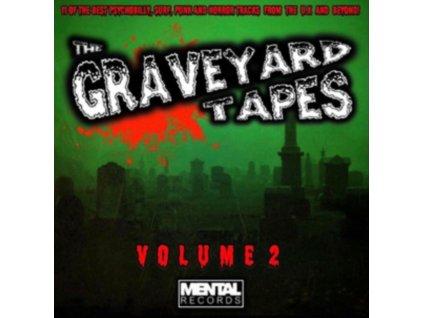 VARIOUS ARTISTS - The Graveyard Tapes Vol. 2 (Green Vinyl) (LP)