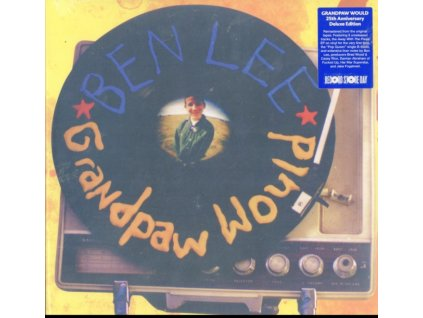 BEN LEE - Grandpaw Would (25th Anniversary Deluxe Edition) (Birthday Cake Vinyl) (Rsd 2020) (LP)