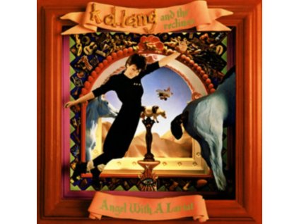 K.D. LANG & THE RECLINES - Angel With A Lariat (Translucent Red Vinyl) (RSD 2020) (LP)