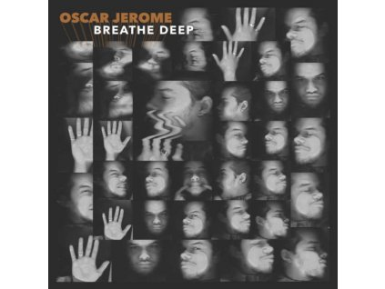 OSCAR JEROME - Breathe Deep (LP)