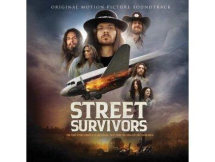 VARIOUS ARTISTS - Street Survivors - Original Soundtrack (White Vinyl) (LP)