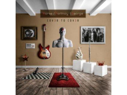 MORSE/PORTNOY/GEORGE - Cov3R To Cov3R (LP)