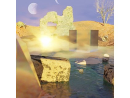JAMES KRIVCHENIA - A New Found Relaxation (LP)
