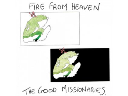 GOOD MISSIONARIES - Fire From Heaven (LP)