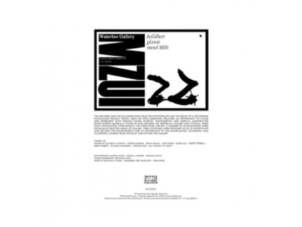GILBERT / LEWIS / MILLS - Mzui (LP)