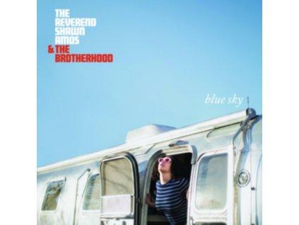 REVEREND SHAWN AMOS & THE BROTHERHOOD - Blue Sky (LP)
