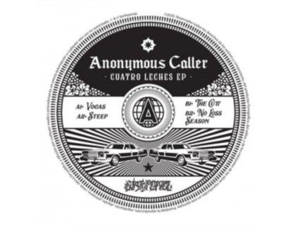 "ANONYMOUS CALLER - Cuatro Leches EP (12"" Vinyl)"