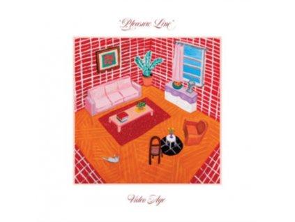 VIDEO AGE - Pleasure Line (LP)