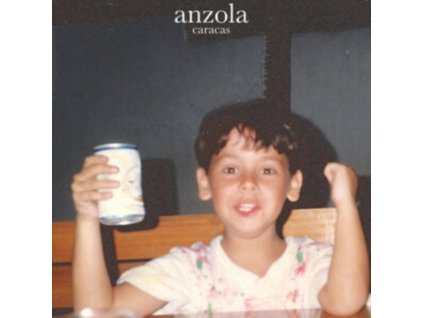 """ANZOLA - Caracas (Say That Again / Might Be Something) (7"""" Vinyl)"""