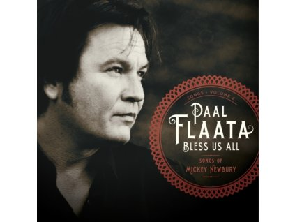 PAAL FLAATA - Bless Us All - The Songs Of Mickey Newbury (Blue Vinyl) (LP)