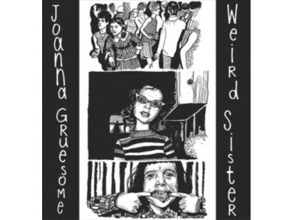 JOANNA GRUESOME - Weird Sister (LP)