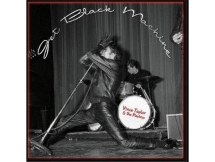 VINCE TAYLOR & THE PLAYBOYS - Jet Black Machine 19581962 (LP)