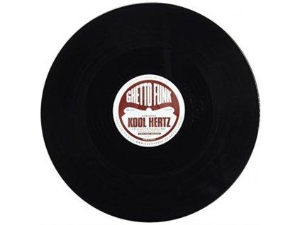 """KOOL HERTZ - Ghetto Funk Pts Kool Hertz (12"""" Vinyl)"""