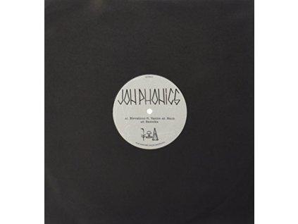 """JON PHONICS - Elevations (12"""" Vinyl)"""