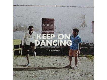 "CONUNDRUMS - Keep On Dancing (12"" Vinyl)"