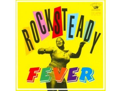 VARIOUS ARTISTS - Rocksteady Fever (LP)