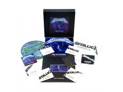 METALLICA - Ride The Lightning (LP Box Set)